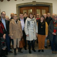 Besuch der GU Mellrichstadt