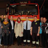 SPD bei der Feuerwehr